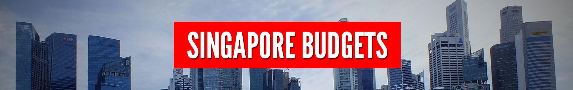 Singapore Budget Page