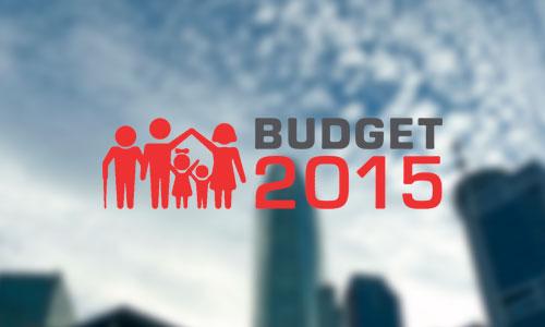 GBSC Budget 2015